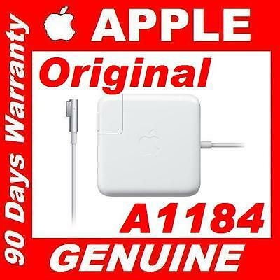 Genuine OEM APPLE MacBook 60W Magsafe AC Power Adapter / Battery Charger A1184