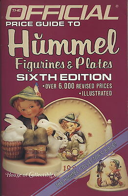 Official Price Guide to Hummel Figurines and Plates/1986 (1986, Paperback)