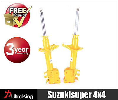 PAIR Nissan Pulsar N15 1.5L 1.6L & SSS SR20  Front Shock Absorbers LEFT & RIGHT