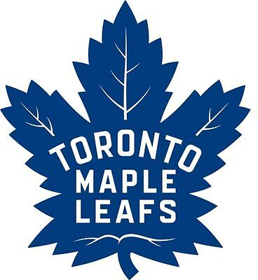 Toronto Maple Leafs Logo Nhl Fridge Magnet
