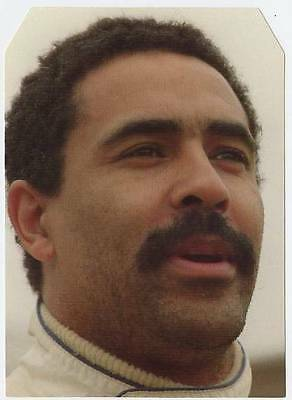 Scarce Trade Card of Daley Thompson, Athletics 1997