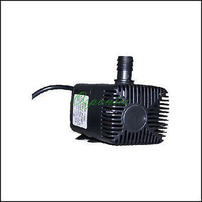 2pc x 6W Submersible Water Pump 380L/H for Hydroponics and Aquarium