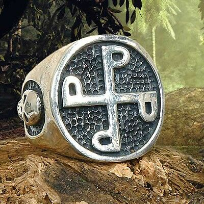 The Phantom Ring of Good - Silver Alloy size 12 - Licensed w/ C of A