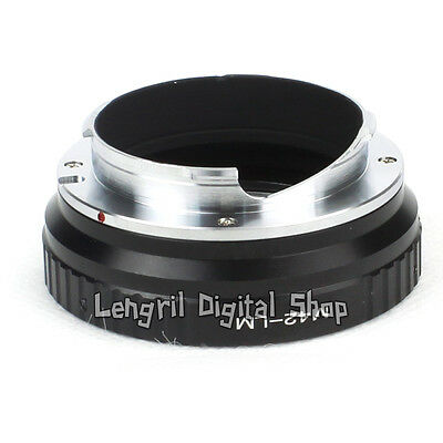 M42 Screw Lens to Leica M LM Mount Adapter Ring for M9 M8 M7 M6 M5 M4 M3 M2