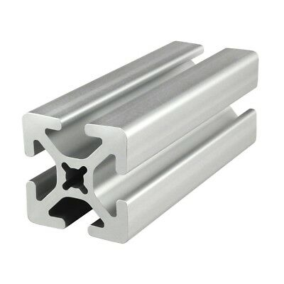 "80/20 Inc 15 Series 1.5"" x 1.5"" Aluminum Extrusion Part #1515-S x 96.5"" Long N"