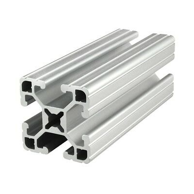 "80/20 Inc 15 Series 1.5"" x 1.5"" Aluminum Extrusion Part #1515-UL x 96.5"" Long N"