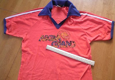 MGM Grand Hotel & Casino 1978 shirt M vintage Las Vegas Lion showgirls