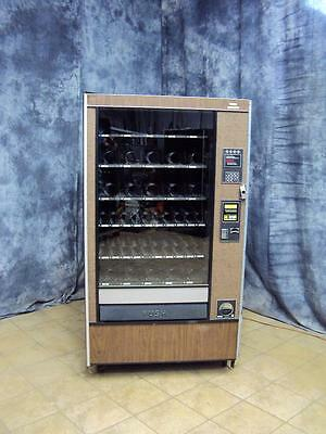 Rowe 6800 Snack Candy Gum  Spiral Vending Machine