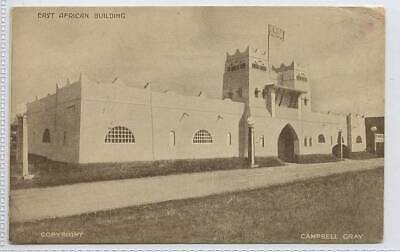 East African Building, British Empire Exhibition 1924