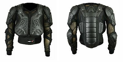 Motorcycle Body Armour Fully Protected Motorbike Protector Bike Jacket Torso