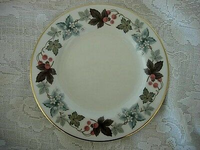 Vintage ROYAL DOULTON Camelot Bread Plate - Made in England