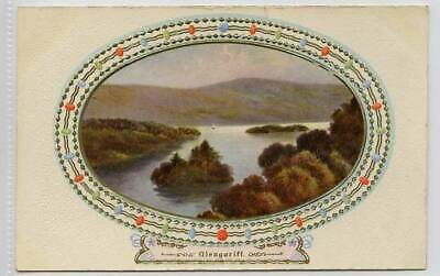 View at GLENGARIFF, County Cork, Eire c1920