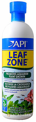 Api Leaf Zone 473Ml Aquarium Plant Food Promotes Vigorous Growth Fish Tank