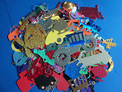 Bumper Pack Transport Mixed die cuts over 100 pieces