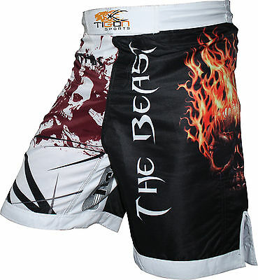 MMA shorts Kick Boxing short Cage Fight Grappling Shorts UFC Martial Arts Shorts