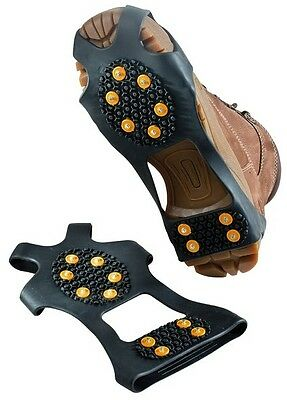 Alpenheat Boot Grip-Ons Ice Grippers, don't slip again! CHOICE OF SIZES