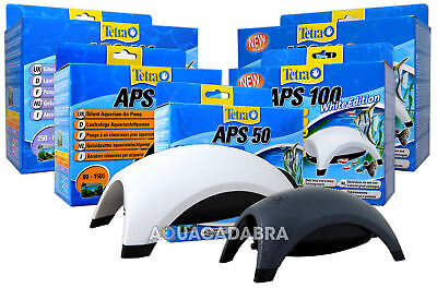 Tetratec Air Pump Aps50,100,150,300,400 Tetra Tec Aps Airpump Aquarium Fish Tank