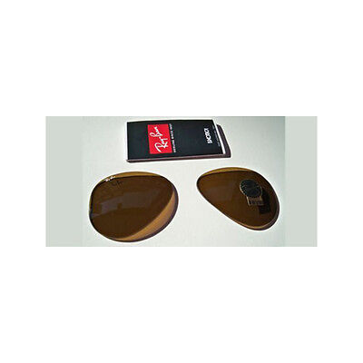 70b266b36c Lenti Ricambio Ray Ban 3029 62 Outdoorsman B15 Brown Replacement Lenses  Marrone