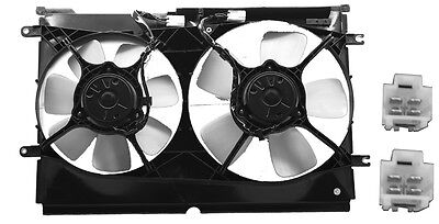 HOLDEN COMMODORE THERMO FAN New 97-02, VT/VX, 4 PIN