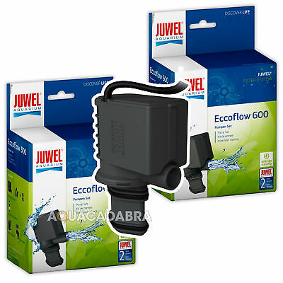 JUWEL ECCOFLOW PUMP SET/POWERHEAD 280,400,600,1000,1500 (was BioFlow)