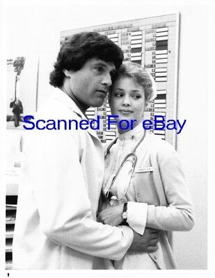 TERENCE KNOX, MELODY ANDERSON TV Photo ST. ELSEWHERE