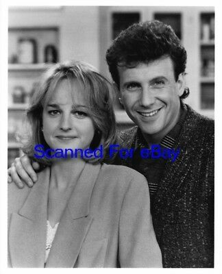 HELEN HUNT, PAUL REISER Terrific TV Photo MAD ABOUT YOU
