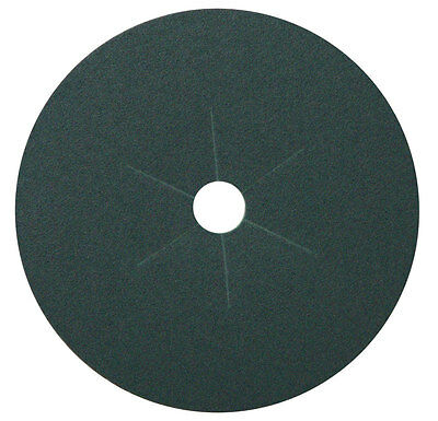 "7""  Floor Sander Edger 80Grit Sanddisc Pack of 25"
