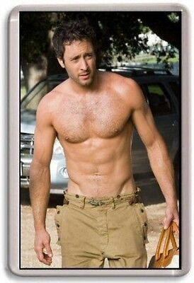 Alex O'Loughlin Fridge Magnet 01