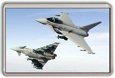 Typhoon Eurofighter Fridge Magnet 03
