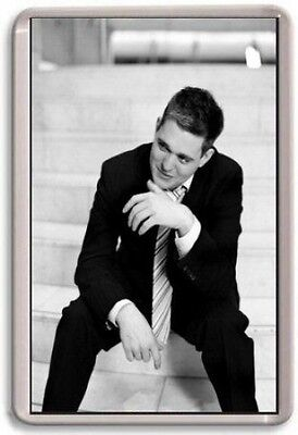 Michael Buble Fridge Magnet 02