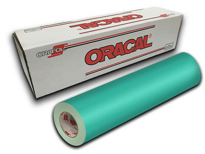 "24"" X 10ft - Mint Oracal 651 Intermediate Graphic & Sign Cutting Vinyl"