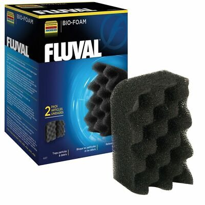Fluval External Filter Bio-Foam Pads 105/106/205/206/305/306/405/406 Fish Tank