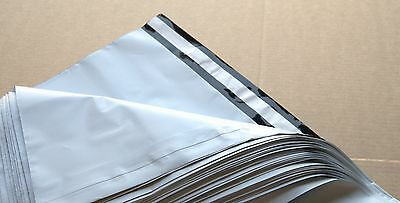 1000 190x260mm Plastic Satchel Courier Poly Mailer - Self Sealing Shipping Bag