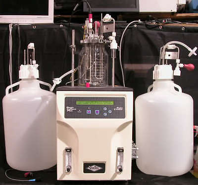 VirTis Omni-Culture Plus Fermenter Fermentor Bio Reactor 410212