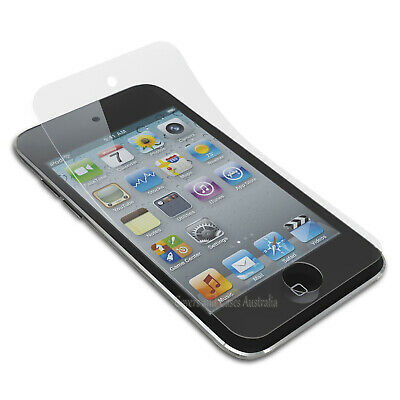 Clear LCD Screen Protector Film for Apple iPod Touch 4 4th GEN 4G