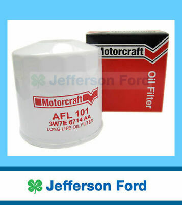 2 x NEW GENUINE FORD FALCON OIL FILTER BF FG AFL101