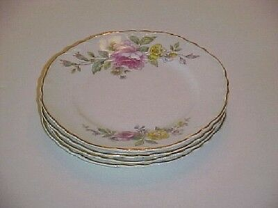 WS George China122B Floral BouquetBread Butter Plates
