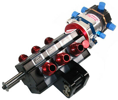 New Kse Tandem X Direct Drive & Stock Car Products 3 Stage Dry Sump Oil Pump