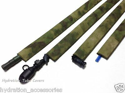 ATACS FG Camo Hydration Pack Drink Tube Cover Sleeve for Source Camelbak Condor