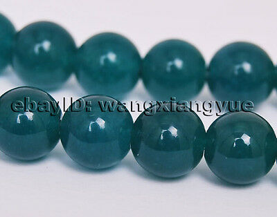 "8mm Beryl Round Loose Beads, Gemstones 15"" AAA Grade One Strands (48pcs Beads)"