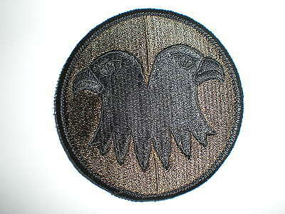 Us Army Reserve Command Patch - Subdued - Bdu