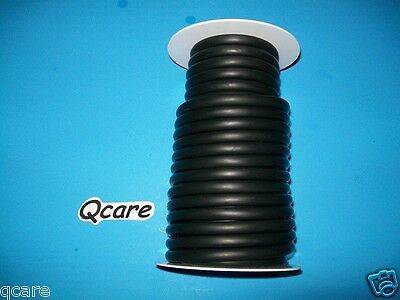 50 ft 1/4 ID x 3/32 x 7/16 OD Latex Rubber Tubing Surgical Natural Heavy