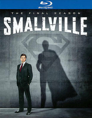 Smallville: The Final Season Blu-ray NEW