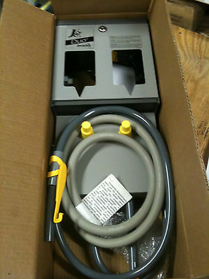 Johnson Diversey J-Fill® Duo Wall-Mounted Chemical Dispenser Item # 04379 NEW !!