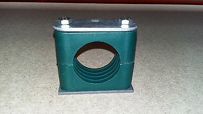 Stauff Pipe Clamp Metric Sizes 6Mm Od - 42Mm Od Complete
