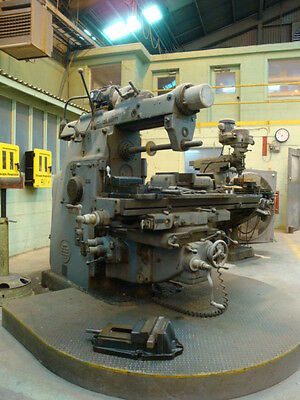 Milling Machine Universal Cincinnati Model 3U