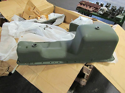 Oil Pan For 465 Mulltifuel  Engine Millitary Surplus New P/N 11610077