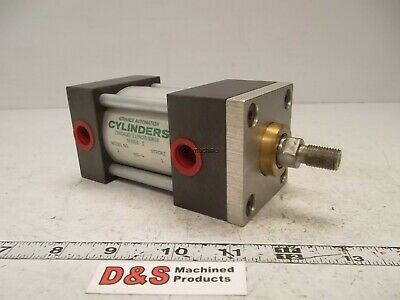 "New Advanced Automation Cylinders MS-4 1""-Stroke Cylinder"