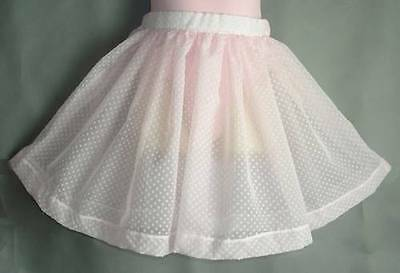 Ellis Bella Ballet pink voile skirt for girls