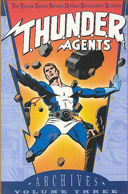 Thunder Agents Archives Vol 3 HC